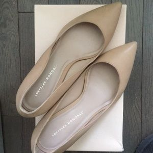 Shoes - Leoffler Randal pumps -Nude